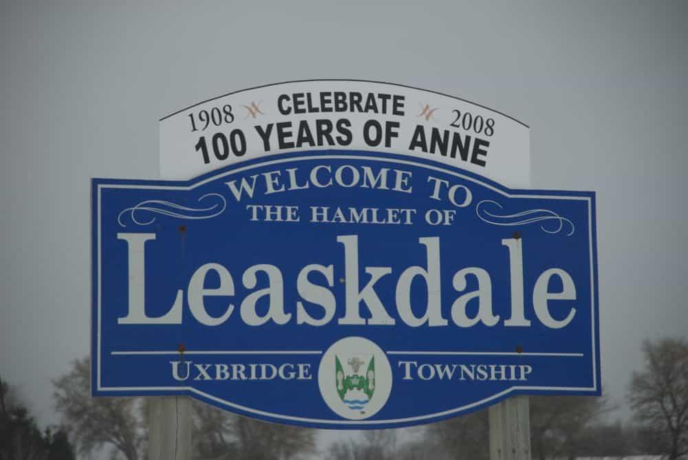 Leaskdale