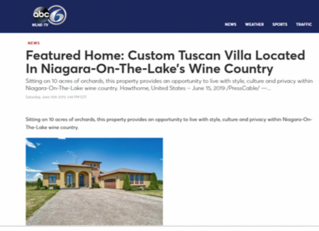 ABC Feature Luxury Homes